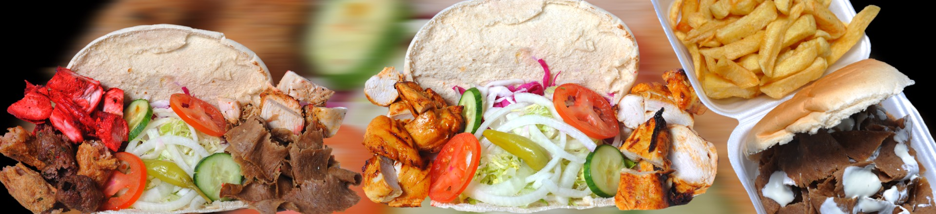 Mix it up with our range of Kebabs