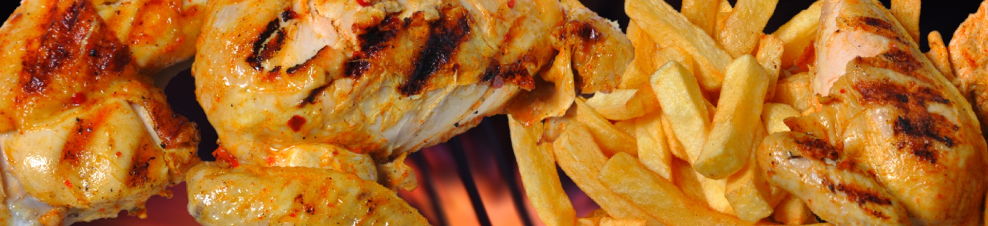 Grilled Chicken Peri-Peri